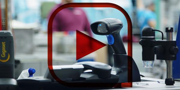 Thumbnail Video: Prozessoptimierung - Reduzierung von Medienbrüchen und Informationsverlusten