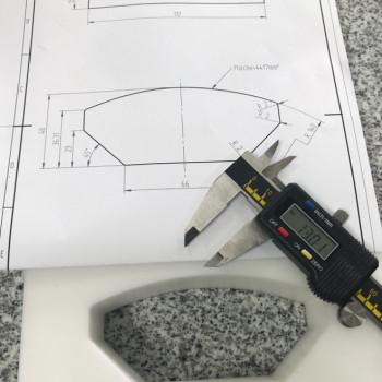 Thumbnail Intelligente Bremsbeläge durch Sensorintegration I
