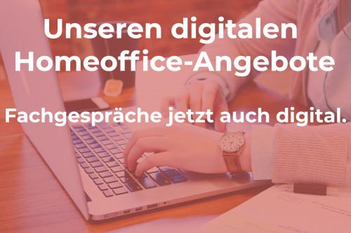 Unsere Fachgespräche gibt es jetzt auch digital