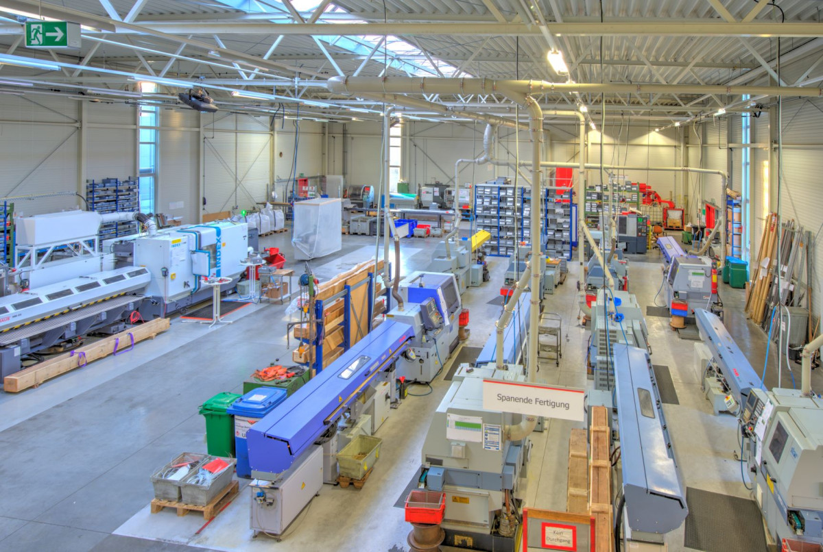 Umsetzungsprojekt mit ERS EuRope-Systems