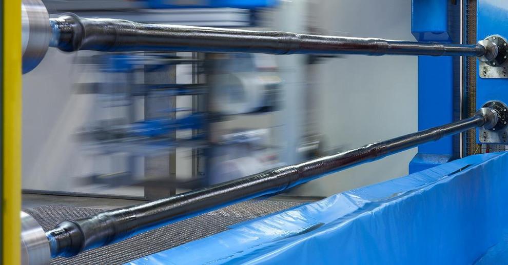 Filament Winding-Verfahren