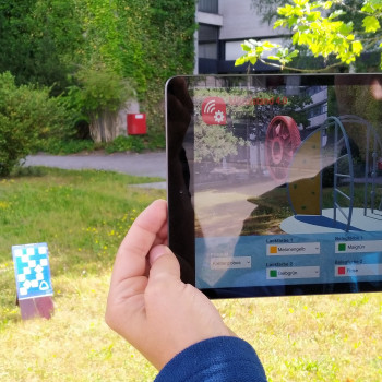 Thumbnail Produktvisualisierung durch Augmented Reality III