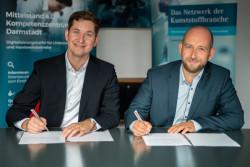 Unterzeichnung Kooperationsvertrag