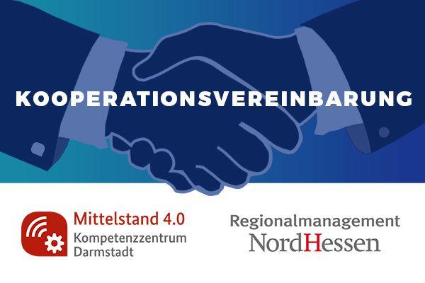 Handschlag: Kooperationsvereinbarung
