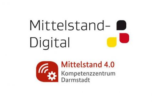 Logo Mittelstand-Digital, Logo Kompetenzzentrum