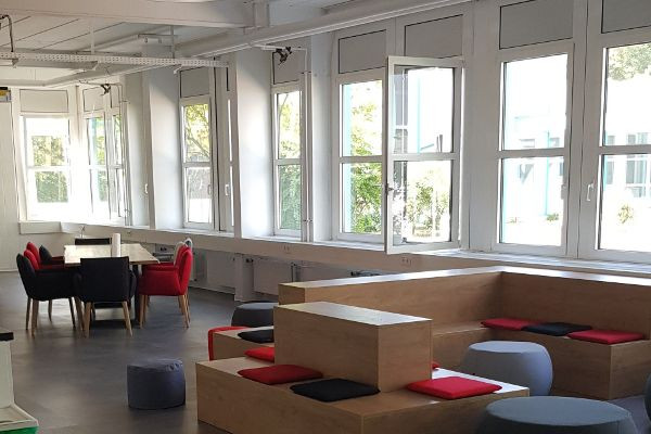 Lounge im HUB31