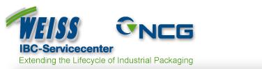 Logo NCG Weiss