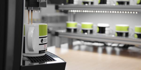 "Thumbnail Video: CoffEEBot ꟷ ""Die ETA-Fabrik zum Mitnehmen"""